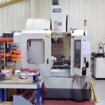 USED YCM FX350AH (SOLD)