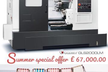 Summer Special Offer- GLS2000LM