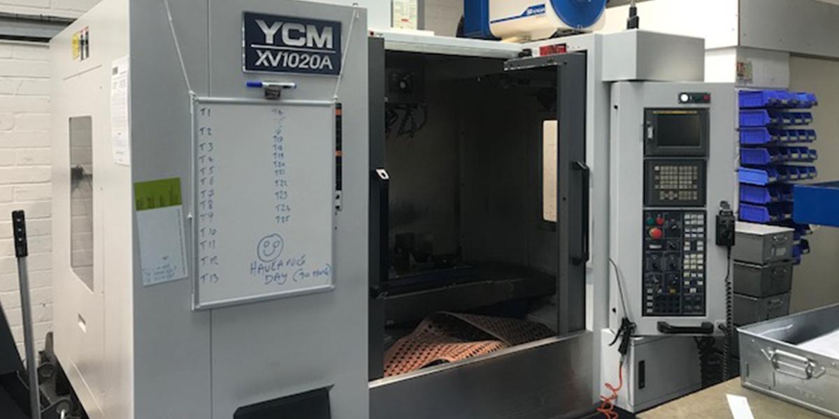 Used YCM XV1020AF (SOLD)