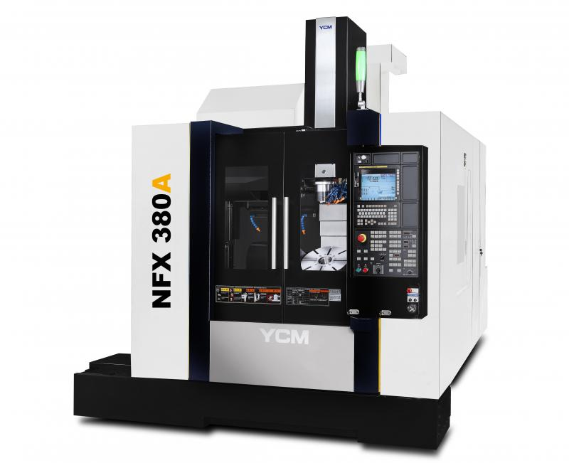New YCM 5 Axis Product Launch!