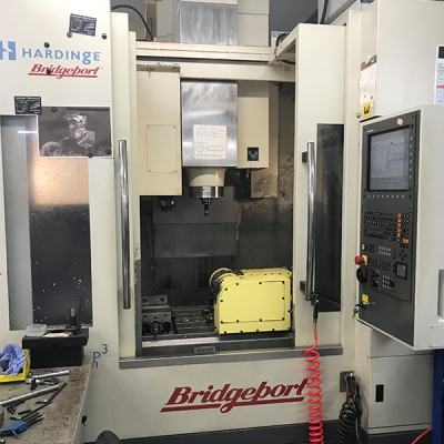Used Hardinge Bridgeport 760 XP3