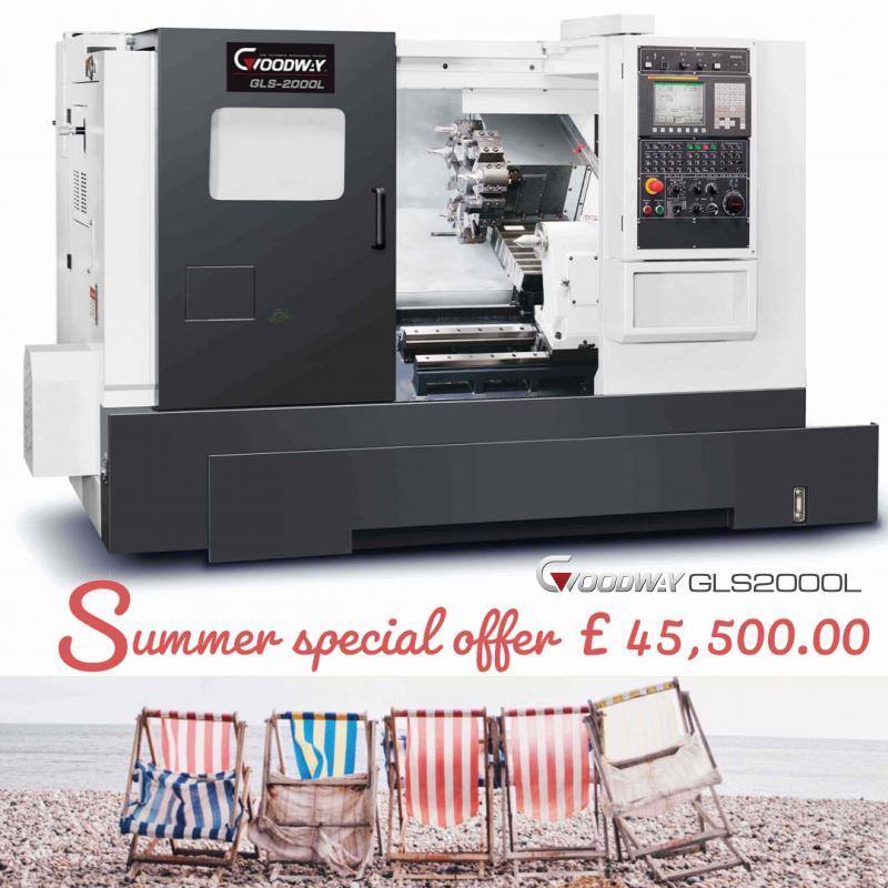 Summer Special Offer - GLS2000L