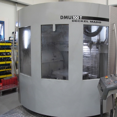 Used DMG DMU100T
