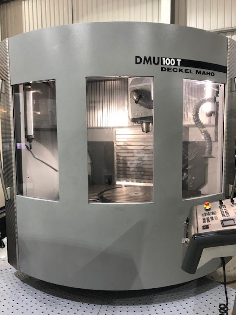 A Superb Used DMG DMU 100T