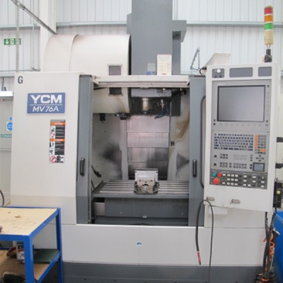 Used YCM MV76A (SOLD)