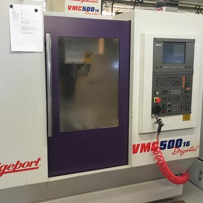 Used Bridgeport VMC500