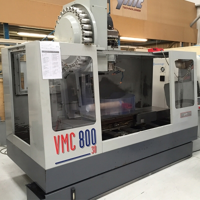 Used Bridgeport VMC800/30