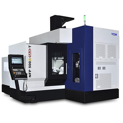 YCM - Award Winning Manufacturers - TIMTOS 2017