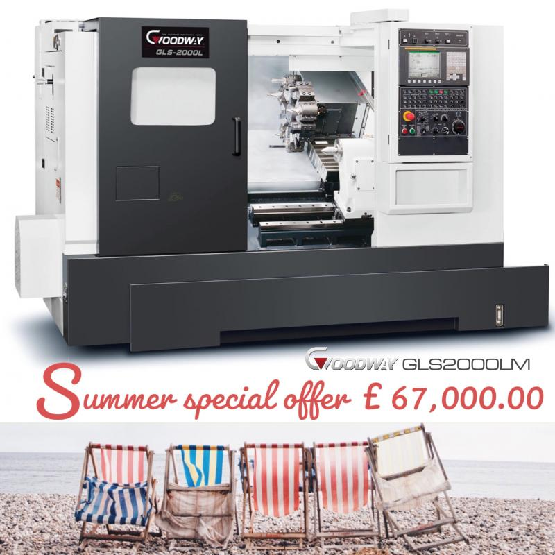 Summer Special Offer- GLS2000LM