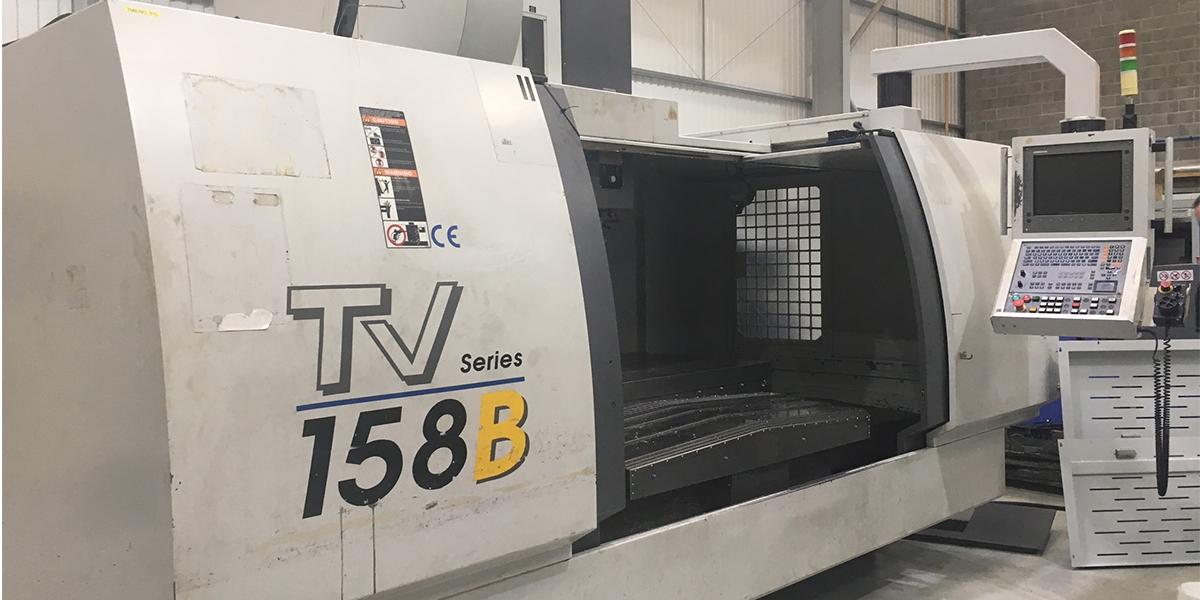 USED YCM TV158B