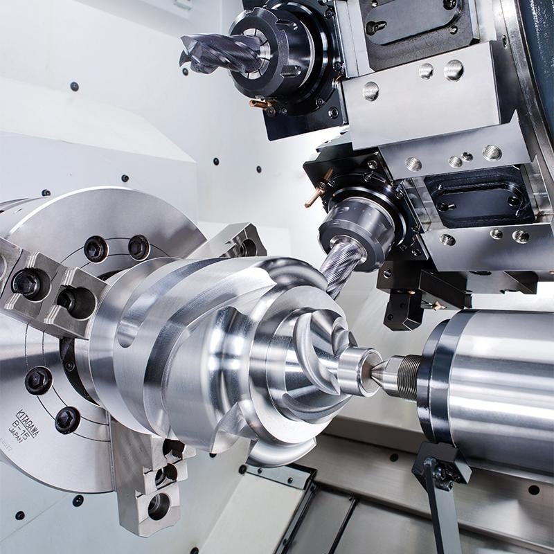 High Precision Turning Centres From Goodway