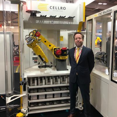 Southern Manufacturing 2019 - Stand E220/E215