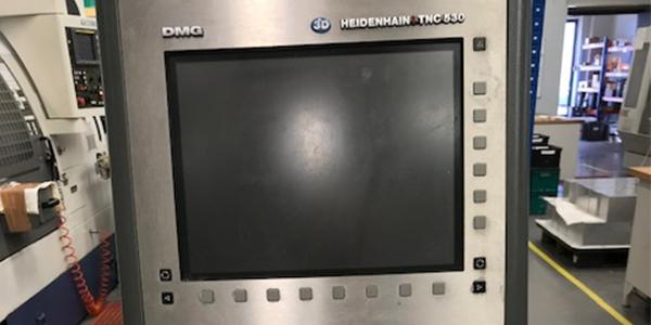 Used DMG DMU50 Evo Linear