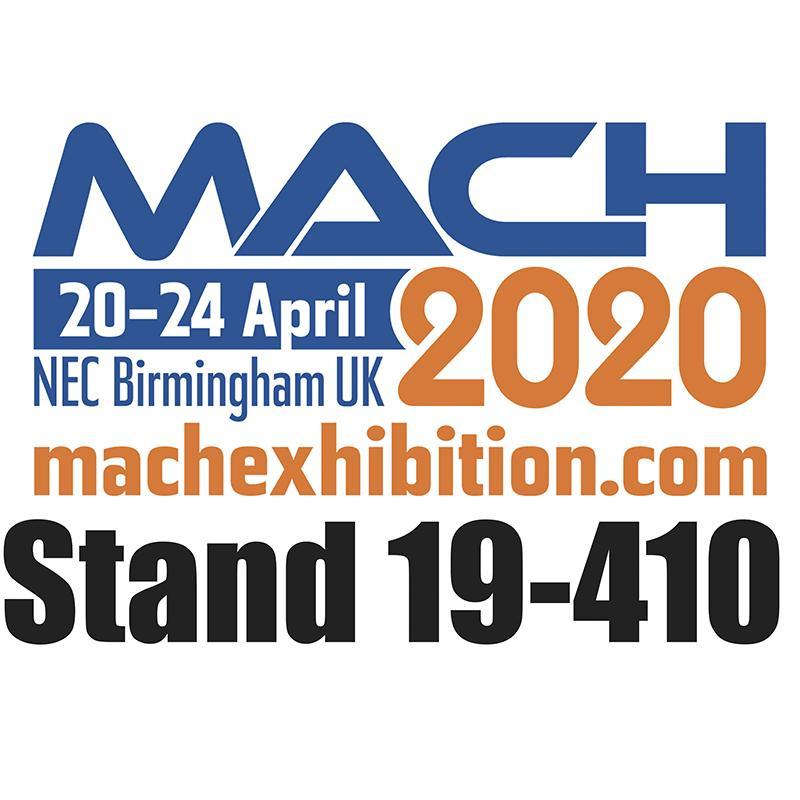 MACH 2020 - STAND 19-410