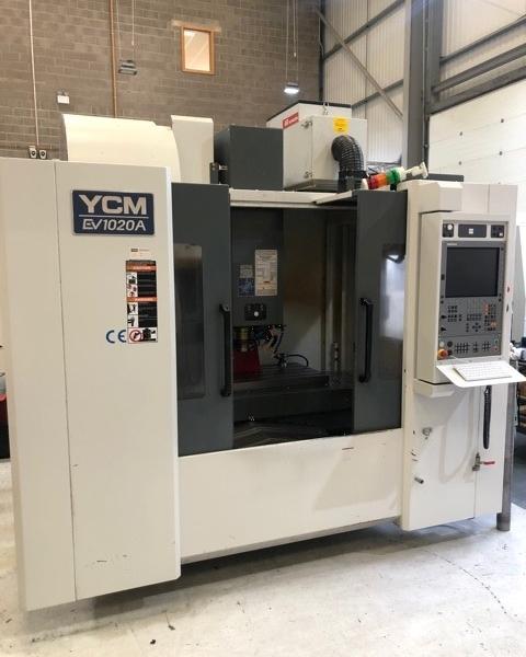 Used YCM EV 1020